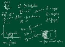 数学公式背景  向量例证