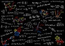 数学 图库摄影