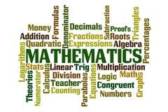 数学 库存照片