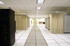 数据中心 免版税图库摄影