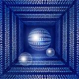 数据传输 免版税库存照片