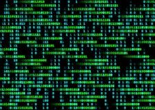 数据传输 库存例证