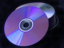 数据光盘 库存图片