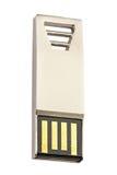数据存储的USB闪光驱动 免版税库存照片