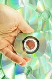 数据存储 免版税库存照片
