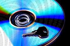 数据安全性 免版税库存照片