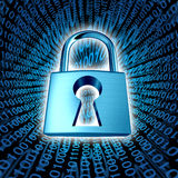 数据安全性 免版税库存图片