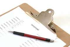 数据库存 免版税图库摄影