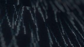 数据流 概念性loopable动画 库存例证