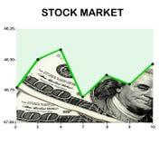 数据股票 免版税图库摄影