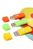 数据装置数字存储 免版税库存图片