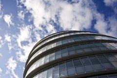 整个大伦敦权限市政厅 库存照片