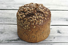 整粒的面包 图库摄影