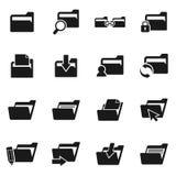 文件夹icon2 库存照片
