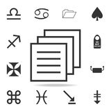 文件象 详细的套网象 优质质量图形设计 其中一个网站的汇集象,网络设计, m 库存图片