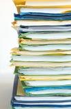 文件 免版税库存照片