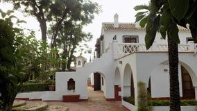 文化中心Alhurin de la Torre马拉加 免版税库存照片
