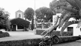 文化中心Alhurin de la Torre马拉加 免版税图库摄影