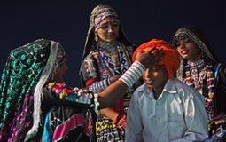 文化印地安人 库存图片