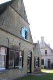 文化历史博物馆Sorgdrager, Hollum,阿默兰岛 免版税库存照片