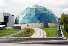 文化和教育中心在雅罗斯拉夫尔市,俄罗斯 库存图片
