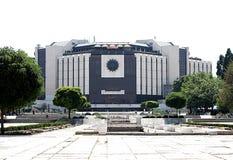 文化国家宫殿 库存图片
