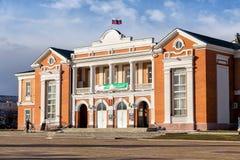 文化宫殿 乌斯曼 俄国 库存照片