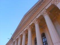 文化宫殿 库存图片