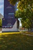 文化庆祝G20会议,布里斯班 库存照片