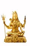 文化神至尊印度的narai 库存照片