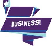 文字笔记演艺界 企业照片陈列的demonstratings规则职业行业或贸易 向量例证