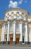文尼察地方议会1935年,文尼察,乌克兰 免版税库存照片