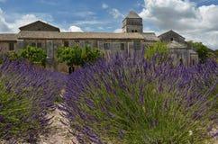 文森特・范Gogh的收容所在圣雷米,法国 库存图片