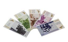 文茨皮尔斯钞票  免版税库存照片
