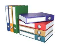 文件夹记录器 库存例证