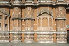 斋浦尔市在印度 免版税库存图片