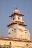 斋浦尔市宫殿 库存图片