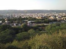 斋浦尔拉贾斯坦印度 图库摄影
