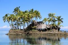 斐济风景 免版税图库摄影