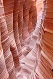 斑马槽孔峡谷(2) 免版税库存照片