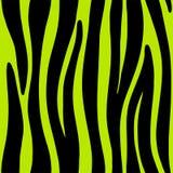斑马镶边无缝的动物样式 库存例证