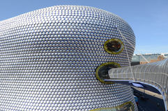 斗牛场购物中心,伯明翰,英国 免版税图库摄影