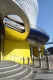 斗牛场购物中心,伯明翰,英国 库存图片