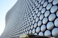 斗牛场购物中心,伯明翰,英国 库存照片