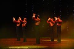斗牛车手西班牙佛拉明柯舞曲这奥地利的世界舞蹈 免版税库存照片