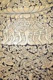 斜倚的菩萨的寺庙 免版税库存照片