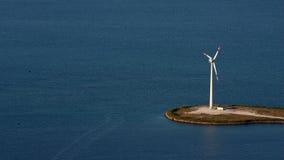 斜堤Trois Freres自然痕迹视图在塞舌尔群岛 图库摄影