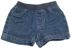 斜纹布短裤 库存图片