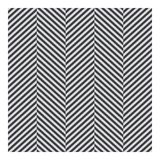 斜纹布-经典人字形织品 向量例证