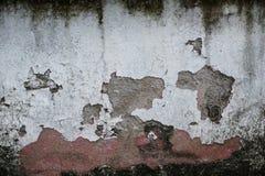 断裂水泥纹理 图库摄影
